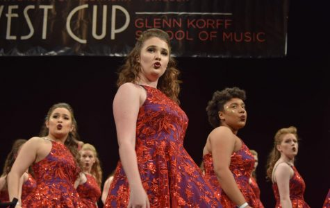 Show Choir Groups Take on Competition Season