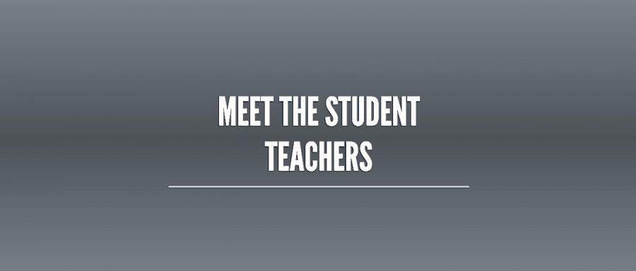Student Teacher Slideshow