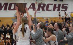 Varsity Girls Basketball – Districts Slideshow