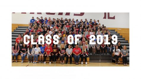 Class of 2019 – Thank You Seniors