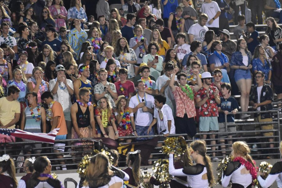 Student Section Leaders
