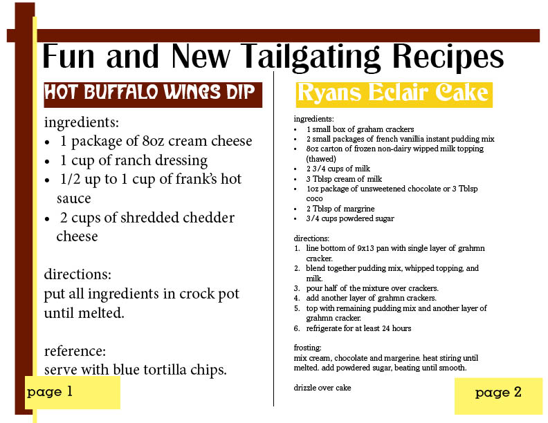 Tailgating+Recipes