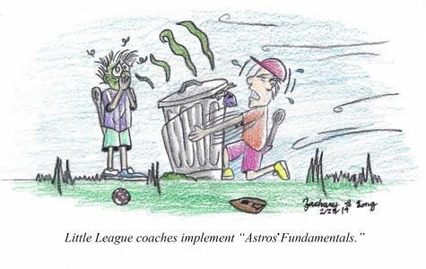Cartoon by: Zach Long