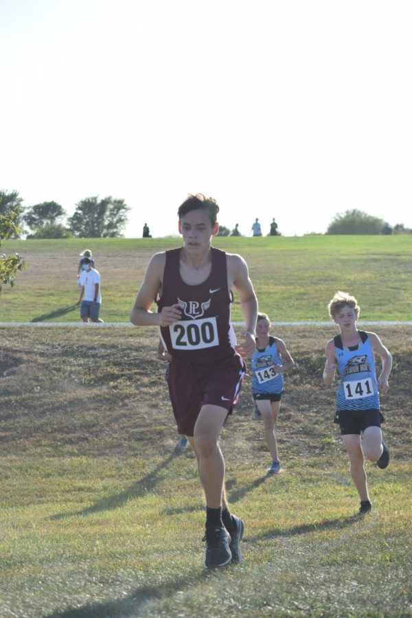 Cross Country for Injured Student Athletes